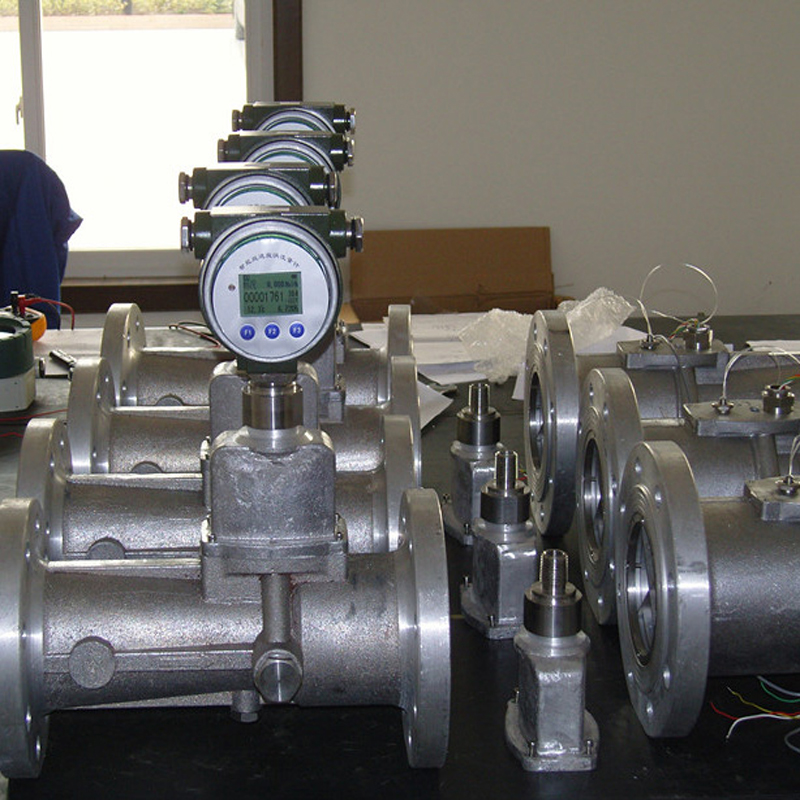 LUX-DN80旋进旋涡流量计的日常注意事项