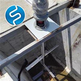 JBK-3000JBK框式搅拌机污水处理厂溶解搅拌设备