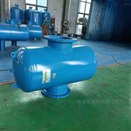 FLK-100LX螺旋脱气除污器