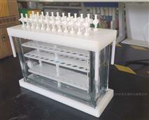 24位固相萃取装置 纯玻璃缸体SPE萃取仪