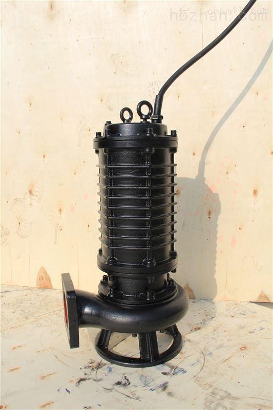 防爆不锈钢潜水排污泵