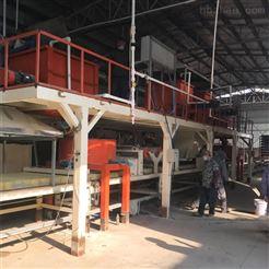 全自动免拆模保温板设备结构保温一体化生产线