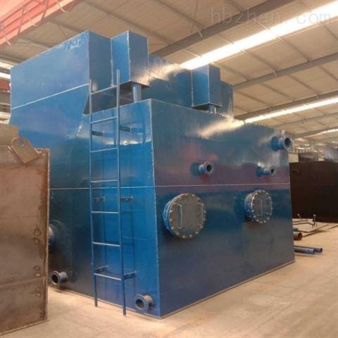 屠宰场粪便污水处理设备工艺流程