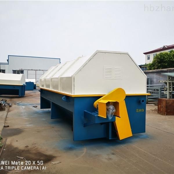 全自动生物转盘过滤器一体化污水处理