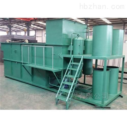 银川市一体化污水处理设备