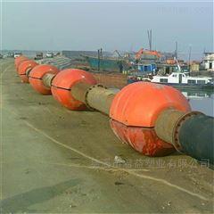 挖泥船托管浮漂厂家
