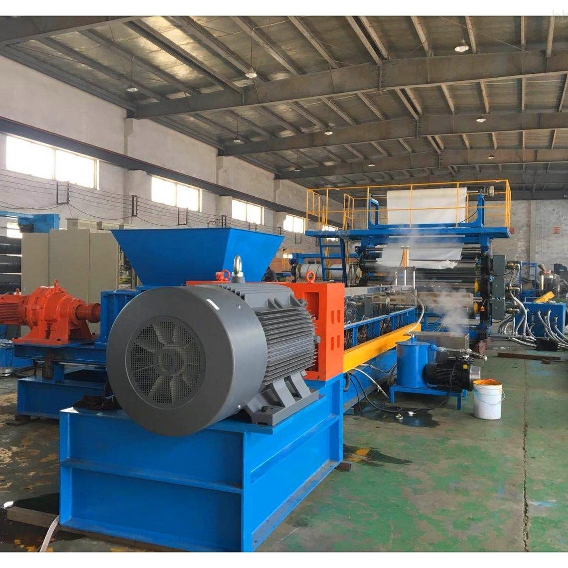 丁基空调隔音材料生产设备(制造商)