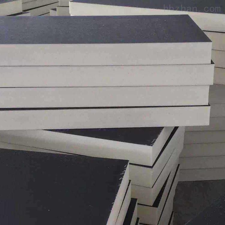 厂家生产双面复合聚氨酯保温板