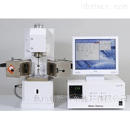 固化胶动态粘弹性测量装置