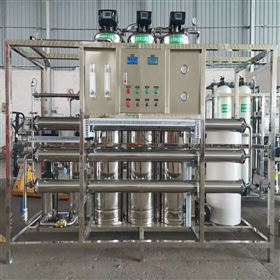 水处理蔬菜水果精加工用反渗透纯水设备