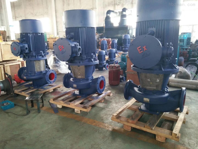 KQL立式管道循环泵