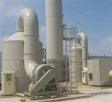 印刷廠大型PP廢氣凈化塔