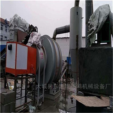 静电喷涂使用生物质颗粒燃烧机