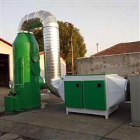 发酵车间气体净化塔a装置a设备a系统