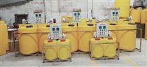 酸碱自动加药装置应用