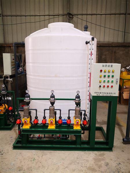 混凝劑加藥設備生產