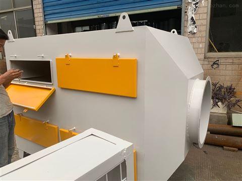 塑胶厂车间废气收集处理设备