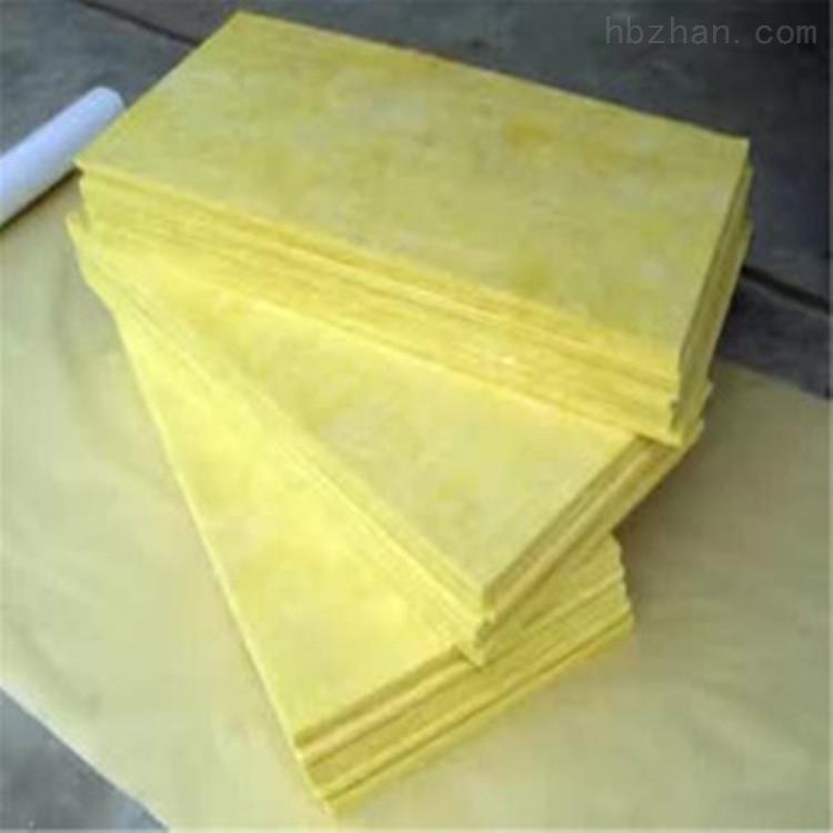 河北生产墙体吸音玻璃棉板