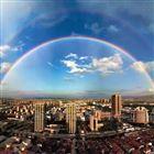 扬州人造彩虹工程