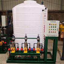 混凝剂集成化加药装置