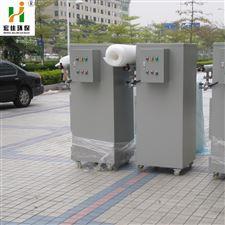 HJ系列濾筒單機袋收塵器