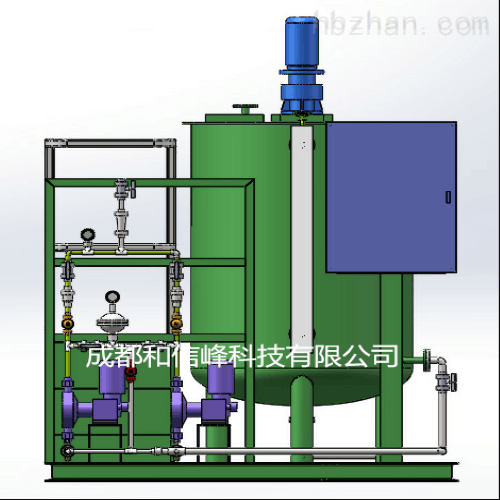 PAC混凝剂加药装置生产