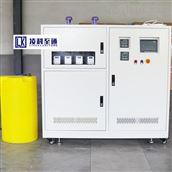 LK至通畜牧局检测实验室废水处理设备