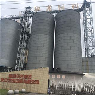 FINE-JH60000福建大型家禽饲料厂废气处理设备
