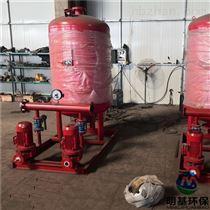 明基环保 隔膜式气压罐  经济节能