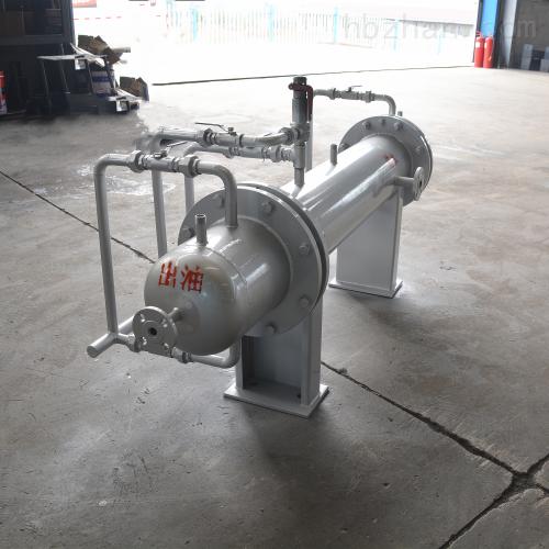 影响旋流油水分离器性能的因素