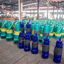 WQB防爆潛水排污泵