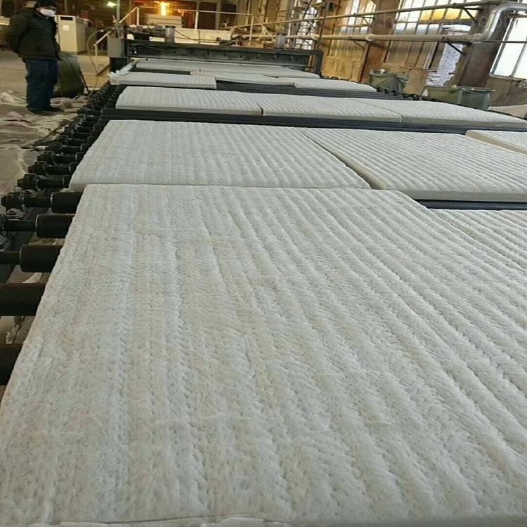 高温膨胀硅酸铝复合板