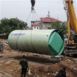 一体化市政工程预制泵站