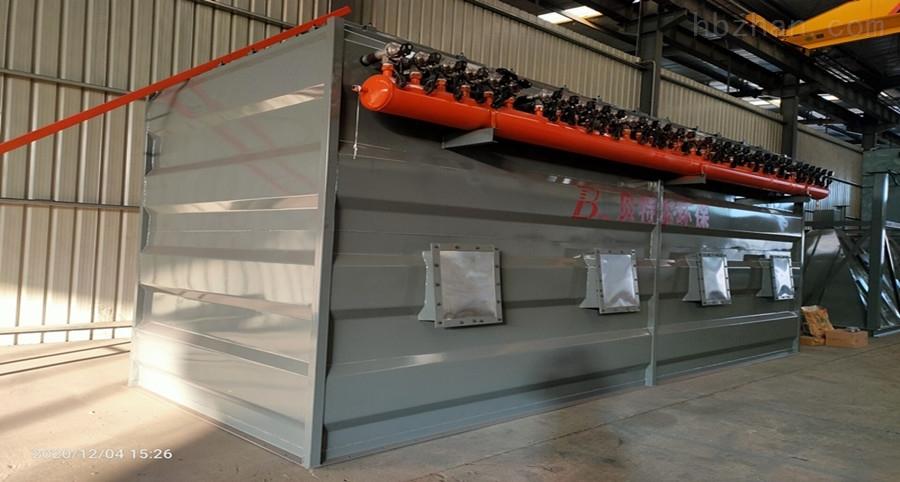 脉冲式布袋除尘器废气处理设备贝特厂家直销