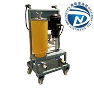 DM50移动式柴油净化过滤加油机