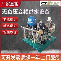 CTWG10/30-7.5箱式无负压变频成套供水设备
