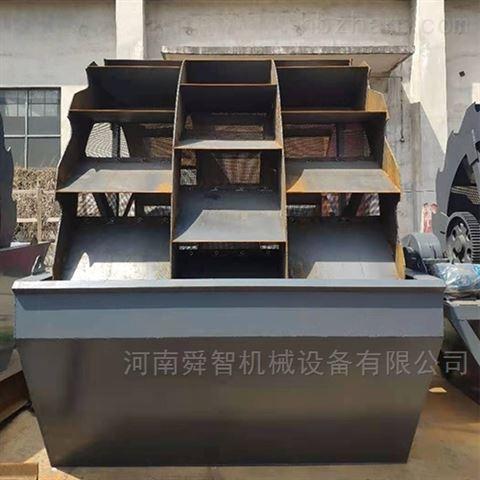 山西轮式洗砂机生产线,大同山沙洗沙机价格