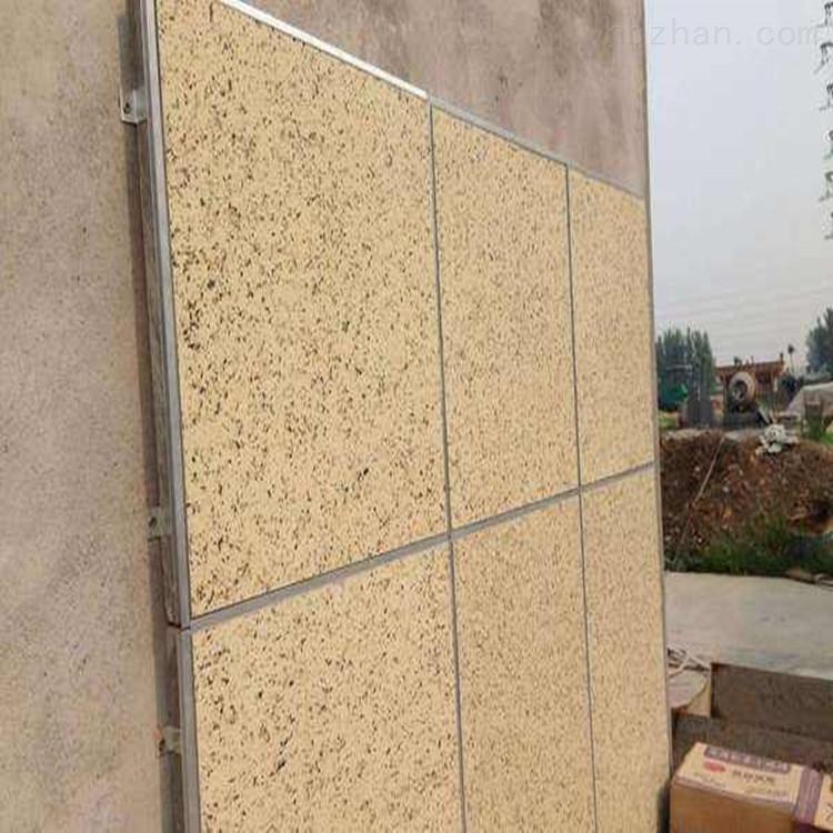 外墙装饰一体板A级岩棉复合板