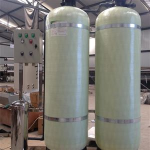 石英砂过滤器水厂纯化水处理过滤