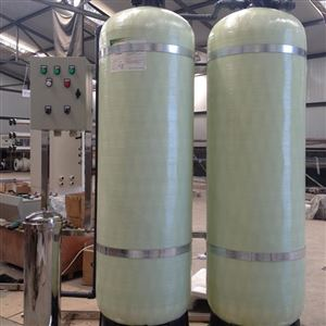 HT活性炭介质过滤器碳滤罐净水过滤设备