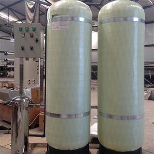 HT活性炭过滤器净水杂质过滤碳滤罐污水设备