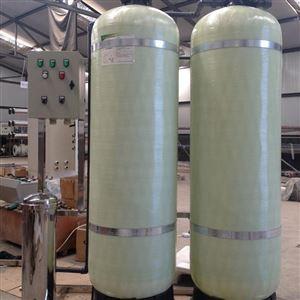 HT污水处理过滤杂质多介质过滤器