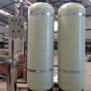 HT水产养殖污水处理石英砂过滤器