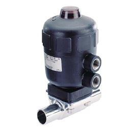 BURKERT兩位兩通氣動不銹鋼衛生隔膜閥00138543-00141608