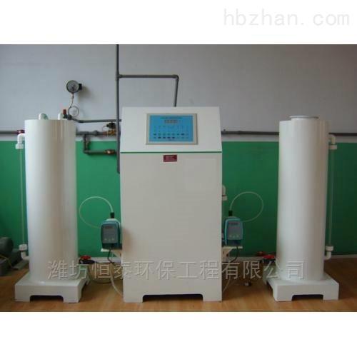 二氧化氯发生器的原理