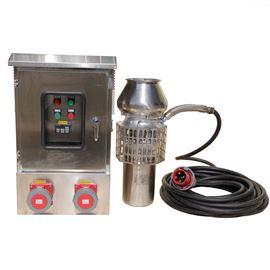 WQQGP便携式防汛抢险潜水电泵