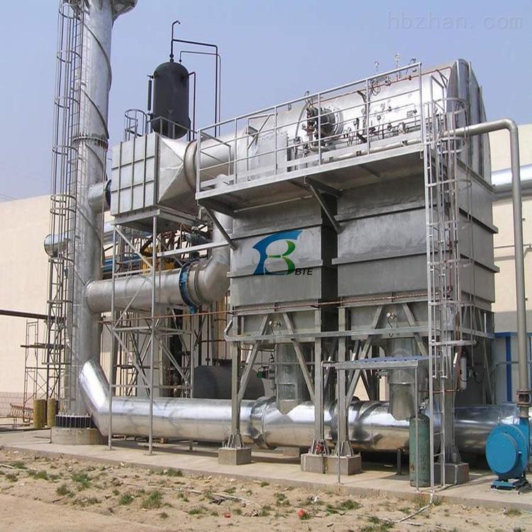rto蓄热燃烧废气处理装置