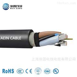 WDZB-YJY-125 耐高温125℃ 交联阻燃电缆