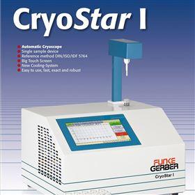 Gerber CryoStar牛奶冰点仪