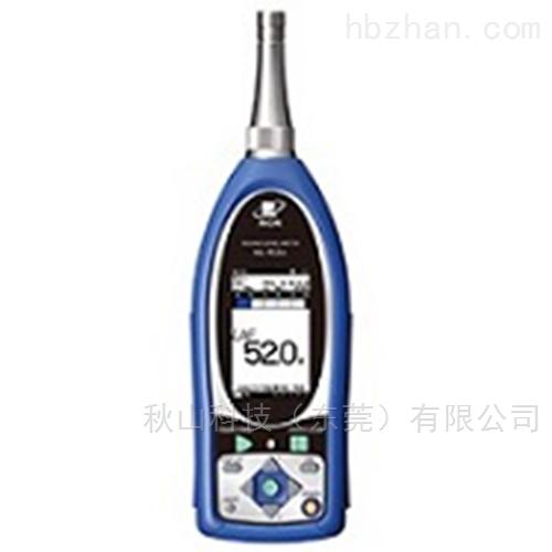日本理音RION新款精密噪声计NL-52A
